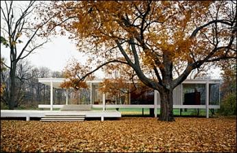 Farnsworth House - Ludwig Mies van der Rohe