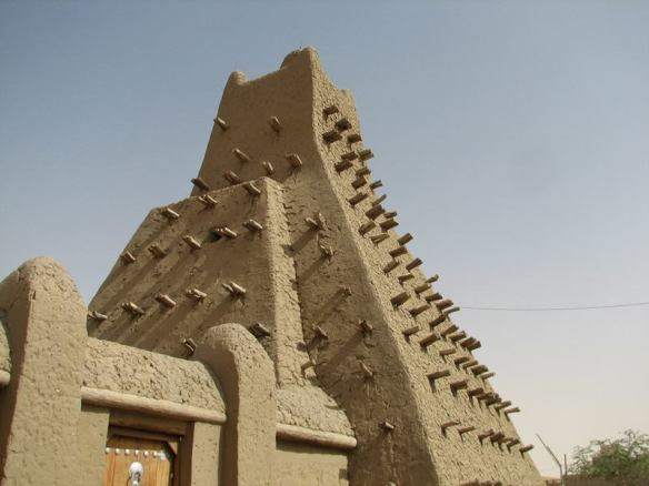 Sankore Mosque - TIMBUKTU Photos (6)