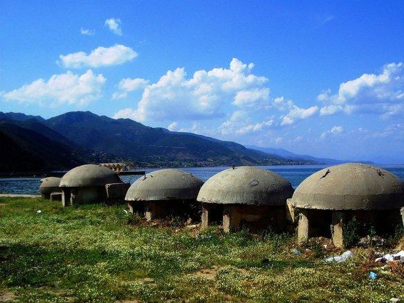 Bunker_in_Albania