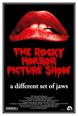 The Rocky Horror Picture Show - Official Fan Club Poster #1